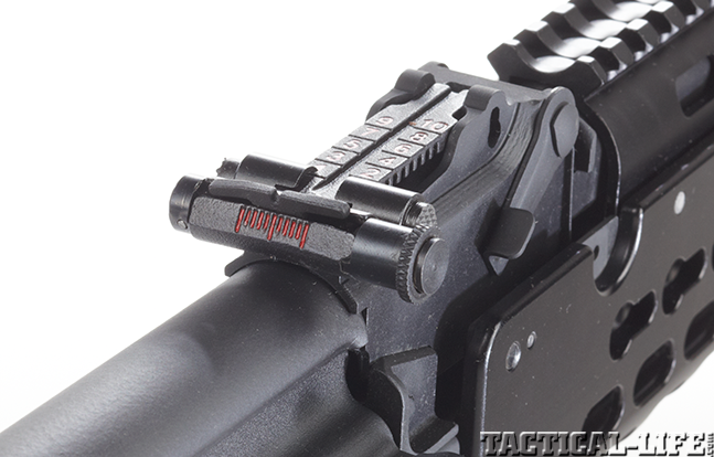 Definitive Arms Kalashnikov sights AK evergreen