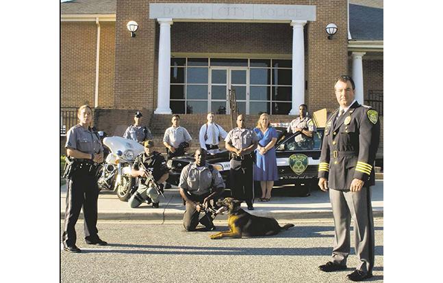 Dover Police Delaware evidence room