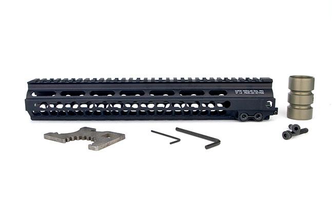 Geissele Super Modular Rail MK5 25 black