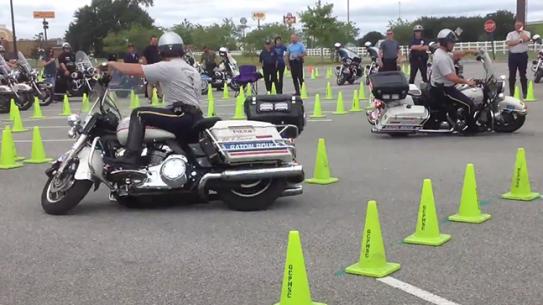 Gulf Coast Police Motorcycle Skills Championship