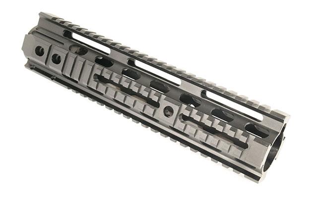 Guntec USA Free-Float Quad Rail 25 lead