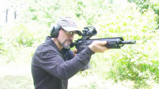 Korstog Var Carbine Humphries