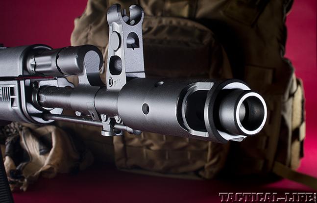 Krebs Custom AK-103K muzzle AK evergreen