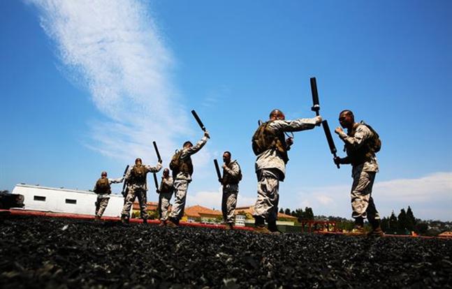 Marines Martial Arts Instructor Course