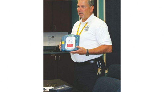 McPherson County AED