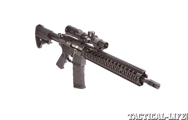MMC Armory Advanced Carbine preview solo