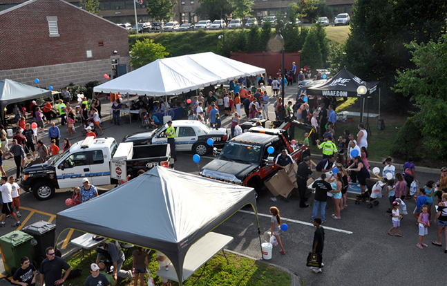 National Night Out old photo