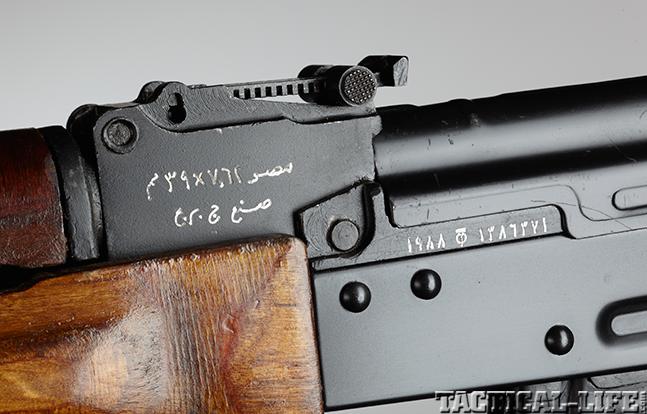 Piece of History Firearms Egyptian Arabic AK evergreen