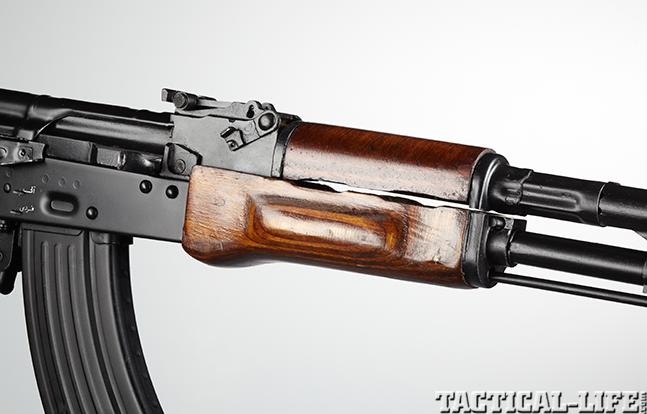 Piece of History Firearms Egyptian handguard AK evergreen