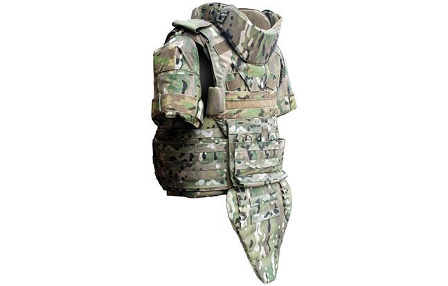Point Blank APC top bulletproof system