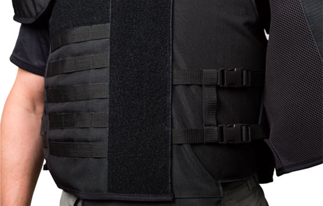 PPSS Cell Extraction Vest attach