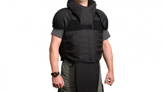 PPSS Cell Extraction Vest lead
