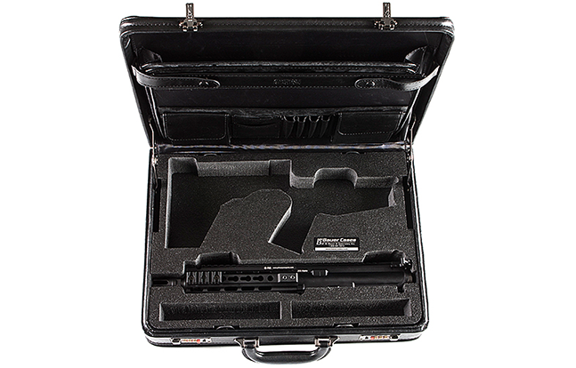 Primary Weapons Systems MK107 Upper Briefcase