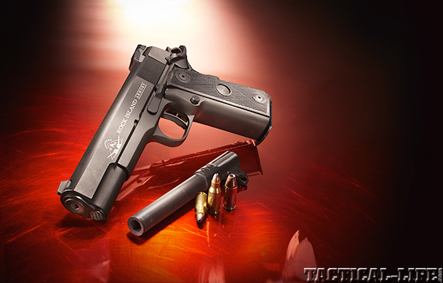 Rock Island Armory .22 TCM 1911 Preview lead