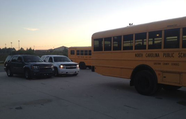 School Zone Violations North Carolina