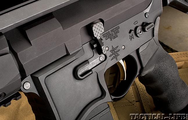 Seekins Precision CBRV1 preview trigger