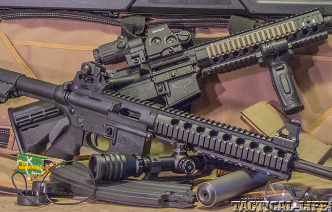 Smith & Wesson M&P15-22 AR bag gun review