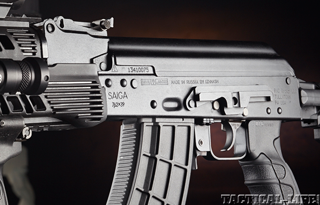 Top 10 Concern Kalashnikov IZ132SM controls