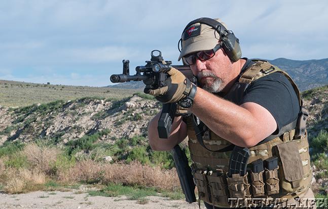 Top 10 Concern Kalashnikov IZ132SM field