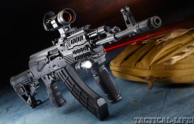 Top 10 Concern Kalashnikov IZ132SM lead