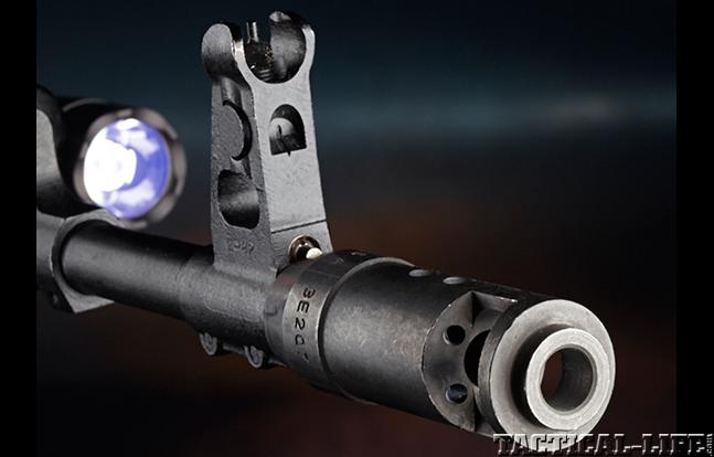Top 10 Concern Kalashnikov IZ132SM muzzle