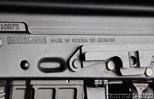 Top 10 Concern Kalashnikov IZ132SM Russia