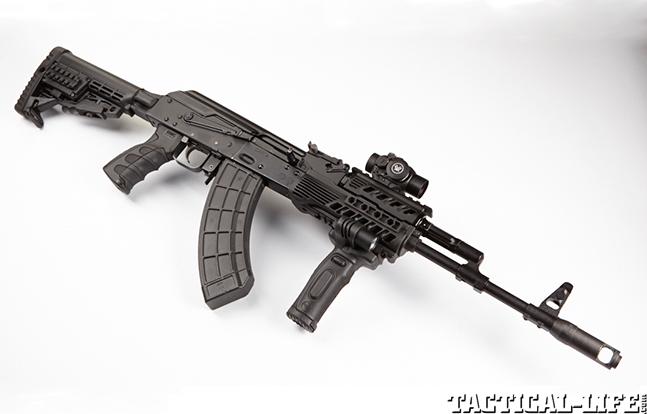 Top 10 Concern Kalashnikov IZ132SM solo right