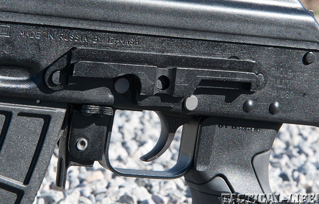 Top 10 Concern Kalashnikov IZ132SM trigger