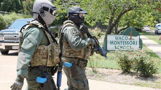 Waco tactical training