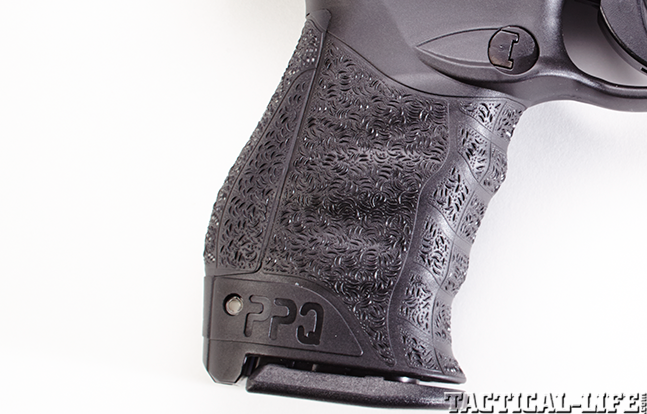 Walther PPQ M2 evergreen backstrap