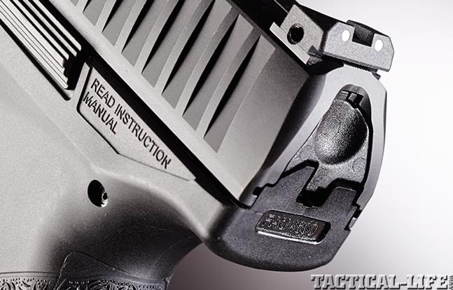 Walther PPQ M2 evergreen hammerless