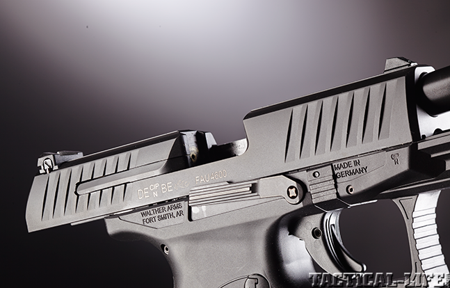 Walther PPQ M2 evergreen port