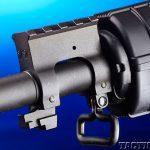 Windham Weaponry Carbon Fiber SRC BG front