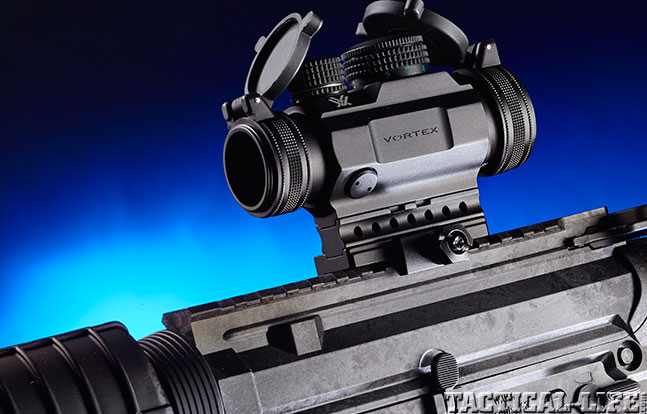 Windham Weaponry Carbon Fiber SRC BG scope