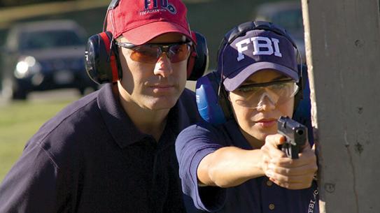 Women Law Enforcement preview FBI