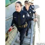 Women Law Enforcement preview stairs
