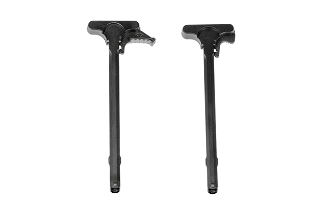Yankee Hill Machine Tactical Charging Handle Latch duo