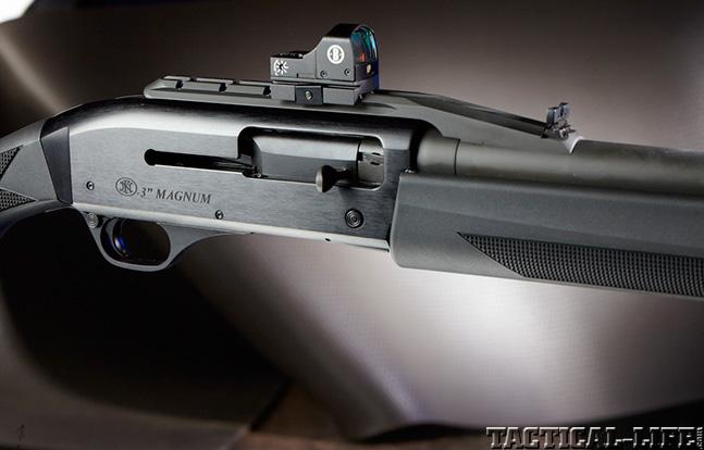 Top Shotguns SWMP FN SLP MKI port