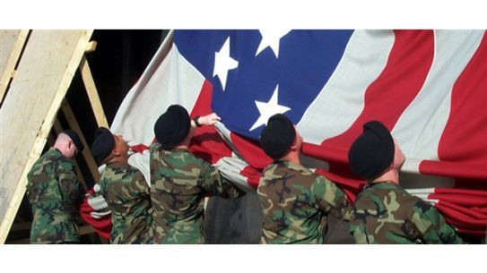 9/11 Pentagon American flag 911