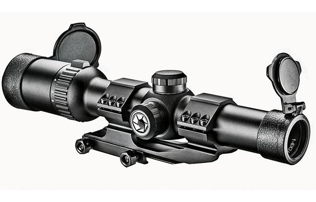 Barska AR6 1-6x24mm Optics & Sights