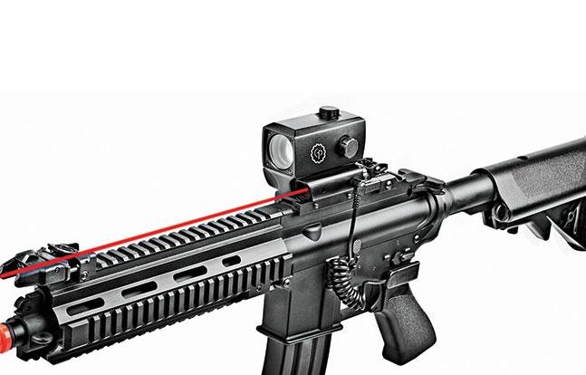 CenterPoint Tactical SE Lite Enclosed Micro Reflex Sight Optics & Sights