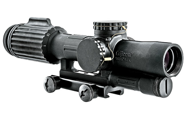 Trijicon VCOG 1-6x24mm 29 Must-Have Optics & Sights For 2014