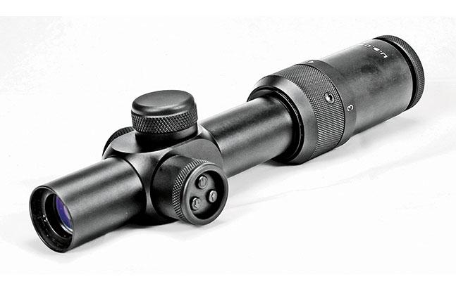 U.S. Optics SR-4C 1-4x Optics & Sights