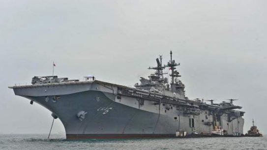 Amphibious Assault Ship America