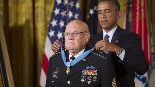 Vietnam War Medal of Honor Bennie G. Adkins
