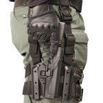 BlackHawk SERPA TR evergreen draw
