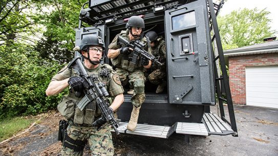 drug dealer Breach & Entry Tactics GWLE truck