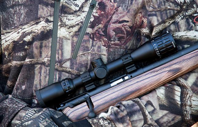 Bushnell Banner Riflescope lead