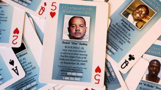 Cold Case Playing Cards
