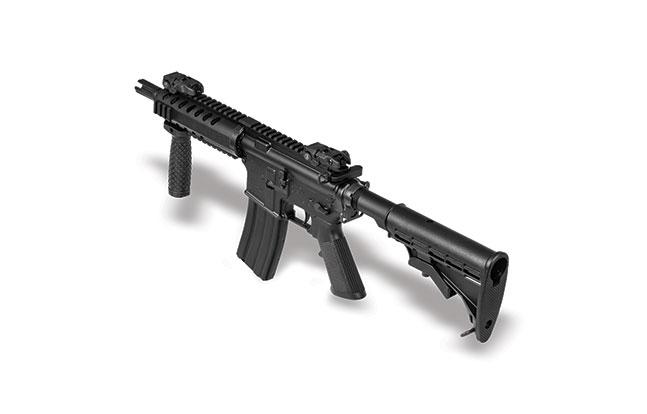DPMS BG 2015 Personal Defense Weapon high left